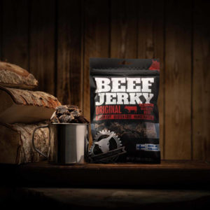Kuivalihakundi Jerkku beef jerky original