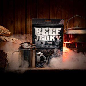 Kuivalihakundi beef jerky jerkku savu kuivaliha